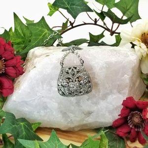 Jewelry - Purse Locket Necklace